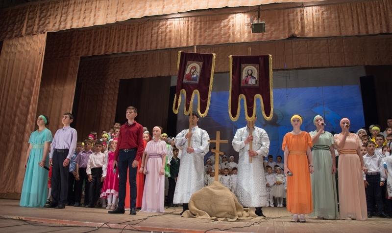 (ФОТО) В Копчаке состоялся Пасхальный концерт «Вопль матери — земли»