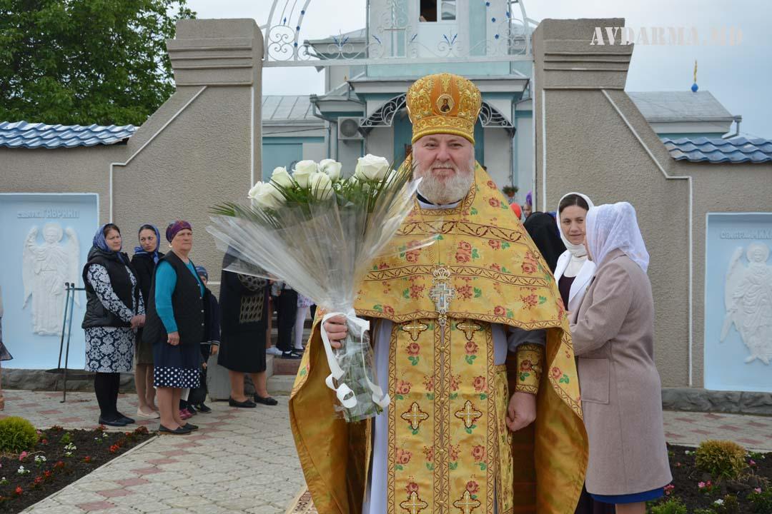 (ФОТО) Свято-Михайловская церковь Авдармы празднует 200-летие со дня основания
