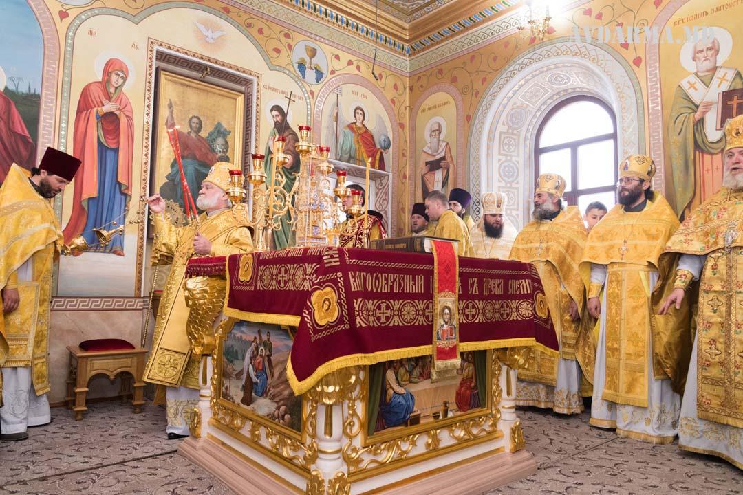 (ВИДЕО) Храму Архангела Михаила в с. Авдарма исполнилось 200 лет
