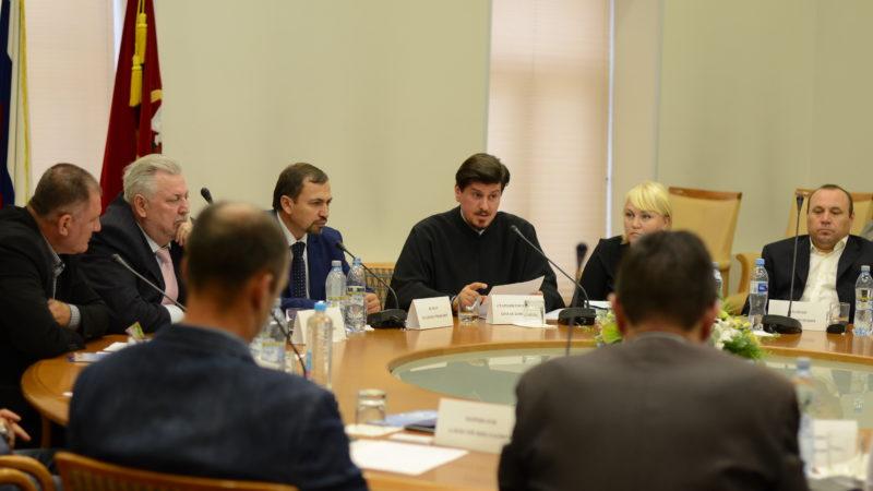 (Фото) Протодиакон Константин Барган принял участие в съезде Союза Гагаузских предпринимателей России