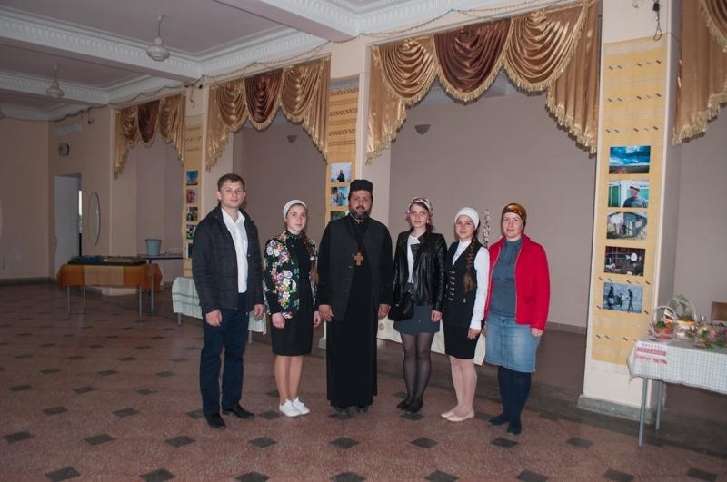 В Копчаке состоялся Пасхальный концерт «Вопль матери — земли»
