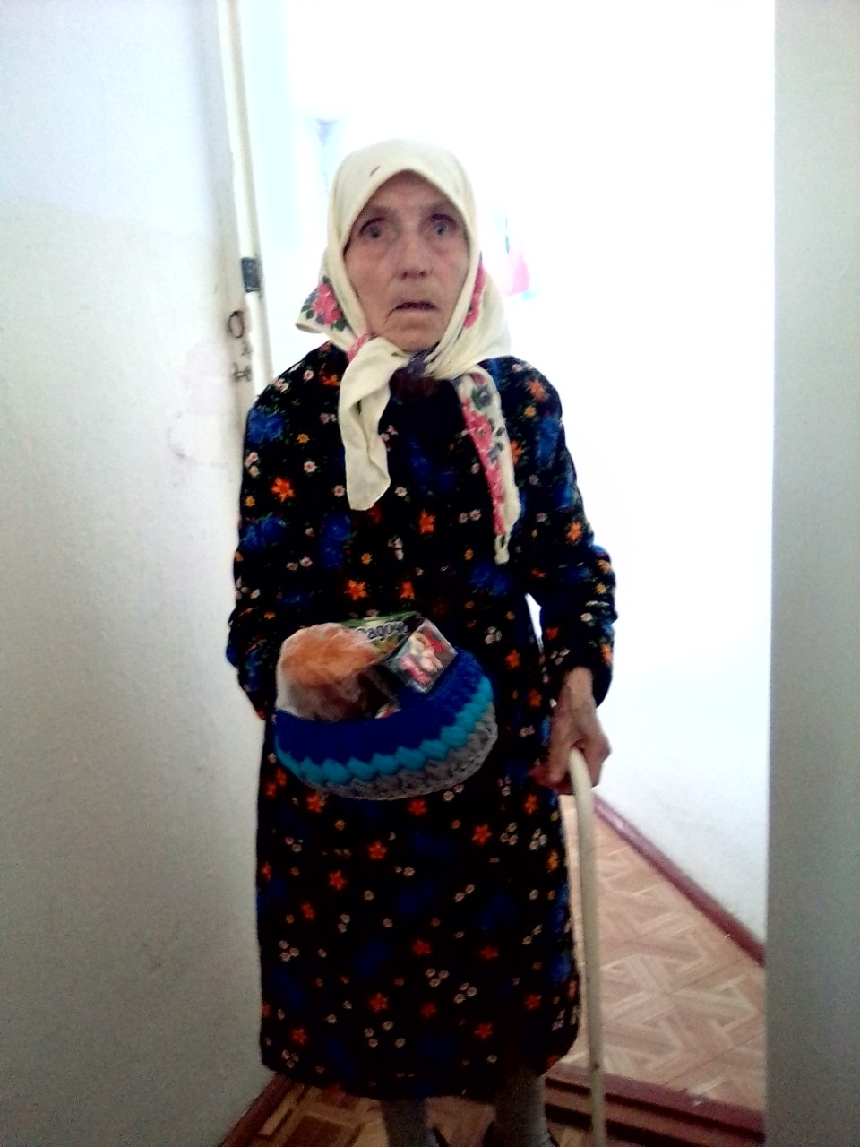 Воскресная школа Чадыр-Лунга посетила дом престарелых