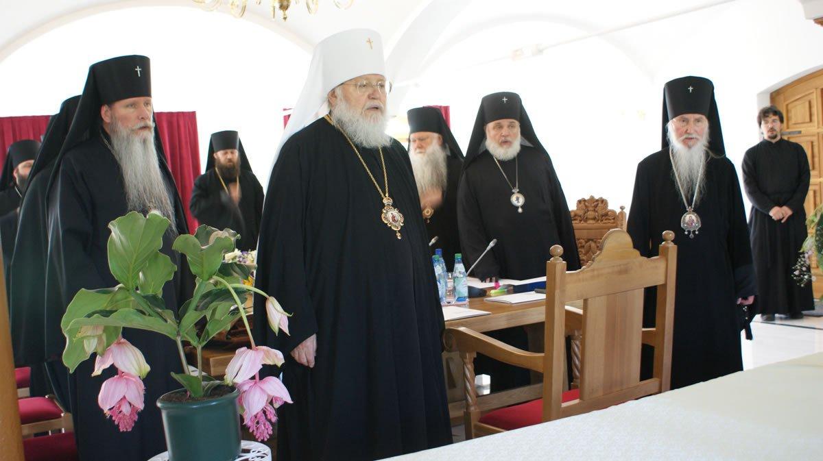 Заявление Священного Синода Православной Церкви в Америке