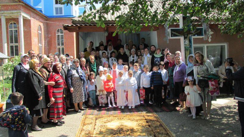 (ФОТО) Праздник святых Жен-Мироносиц отметили в Вулканештах