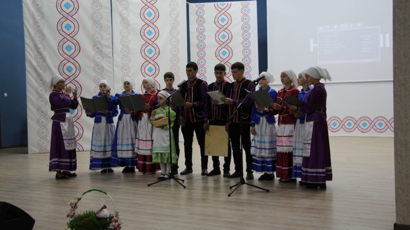 (ВИДЕО) О прошедшем Пасхальном фестивале Paskellä adetleri. Репортаж ГРТ