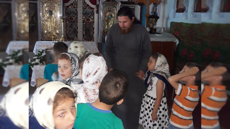 В Вулканештах дети из детского сада №3 посетили храм