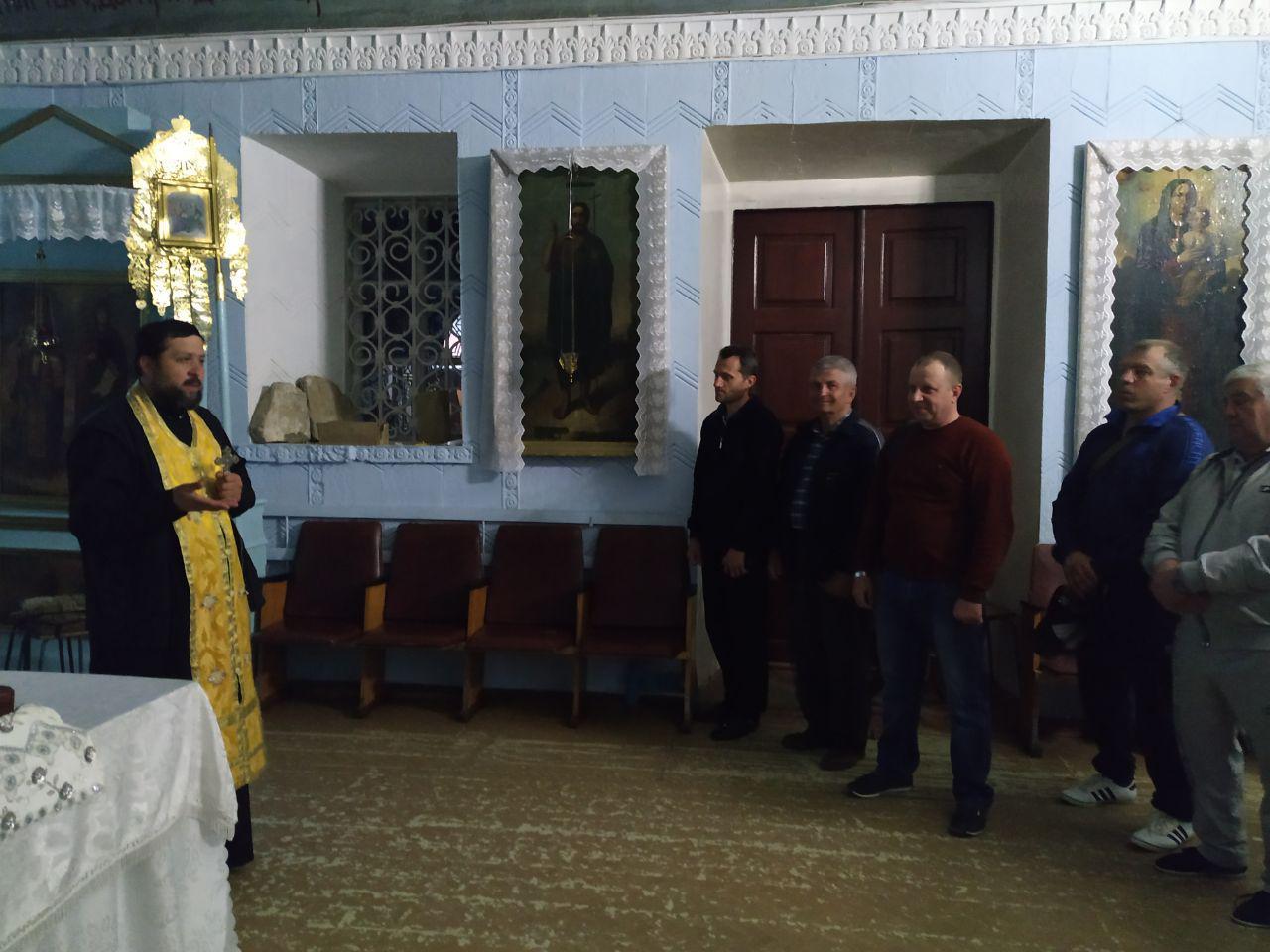 (ФОТО) Делегация из с. Копчак выехала на святую гору Афон