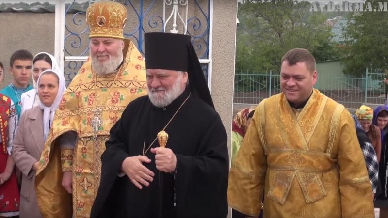 (ВИДЕО) Встреча Преосвященного Анатолия воспитаниками детского сада в с. Авдарма