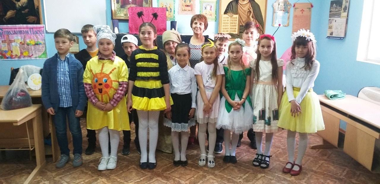 (ФОТО) В Тараклии отметили праздник святых Жен-Мироносиц