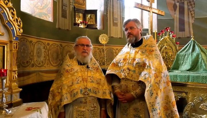 (ВИДЕО) Клирик Кипрской Церкви о прихожанах УПЦ: Я поражен их верой