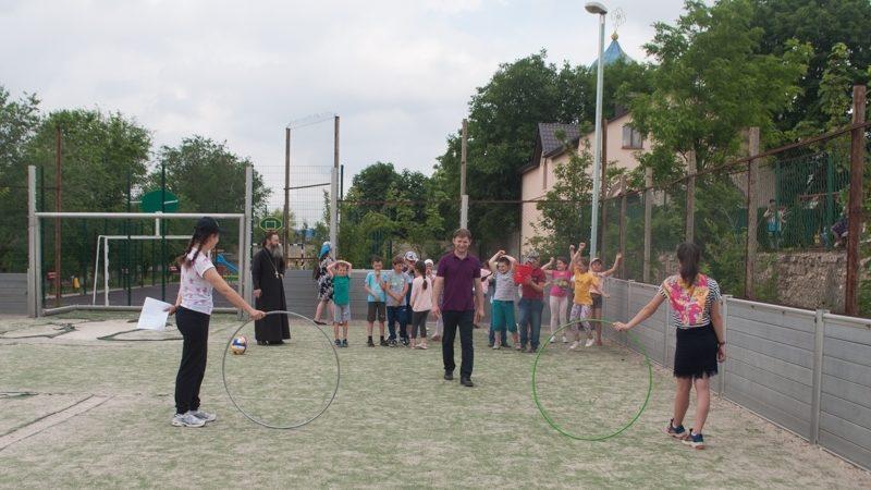 (ФОТО) В Копчаке началась первая смена православного летнего лагеря