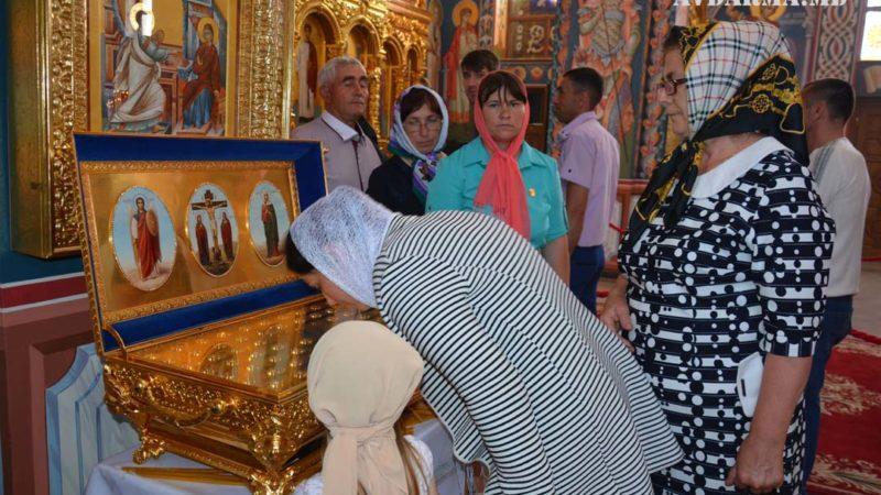 Прихожане храма с. Авдармы совершили паломническую поездку в Марфо — Мариинский женский монастырь