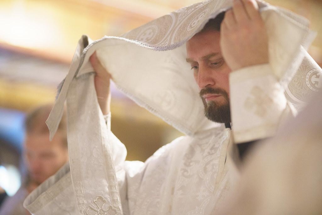 Студент Московской Духовной академии из Гагаузии рукоположен в сан пресвитера