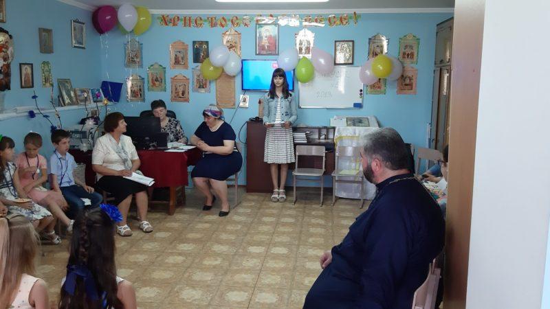 Объявляется набор учащихся в церковную школу при храме в Тараклии