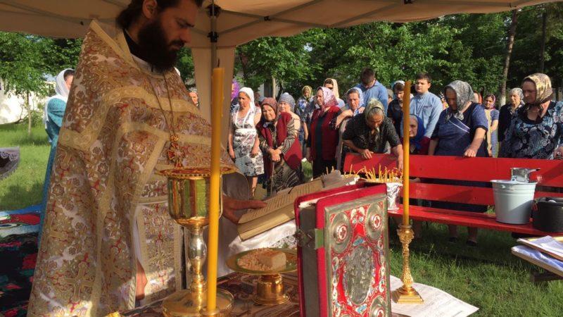 Беседа с отцом Сергием Великсаровым о смысле и значении праздника Рождества Пресвятой Богородицы