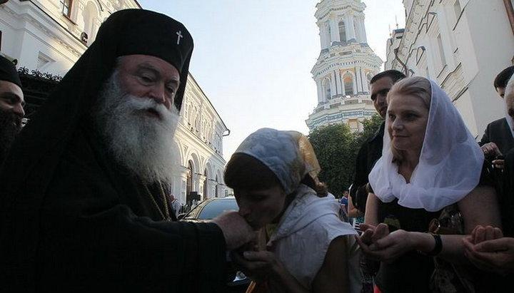 (ВИДЕО) Болгарский иерарх: УПЦ – единственная каноническая Церковь в Украине