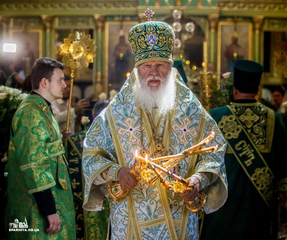 Мы 5 лет молимся о прекращении этой безумной войны – митрополит Агафангел