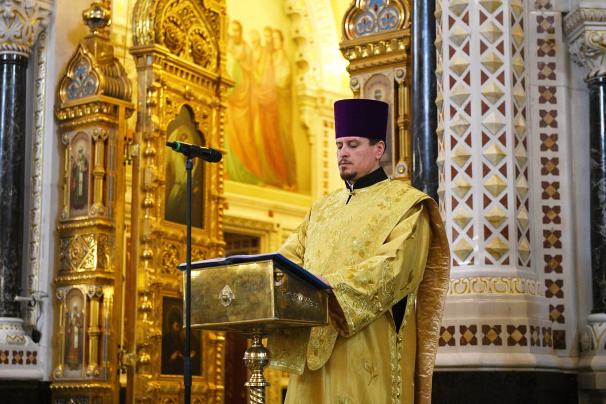 Мученичество в христианстве и в исламе. Протодиакон Константин Барган
