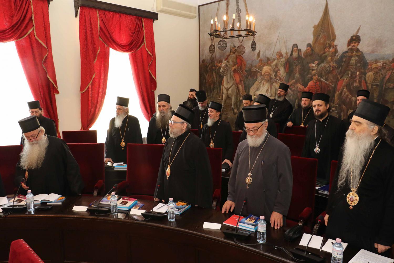 Сербская Церковь заявила о неизменности своей позиции относительно церковной ситуации на Украине