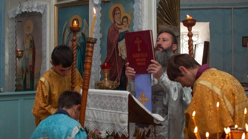 Прот. Феодр Каракальчев. Собор трёх святителей