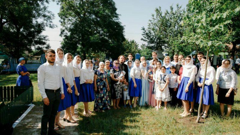Фоторепортаж празднования престольного праздника (курбана) в селе Конгаз