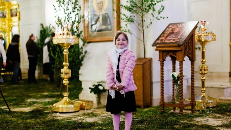 (ВИДЕО) Праздник Пятидесятницы. Троица в 2020 году