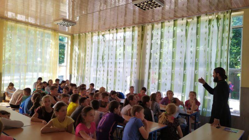 (ФОТО) Третий день лагеря «Православная Гагаузия»