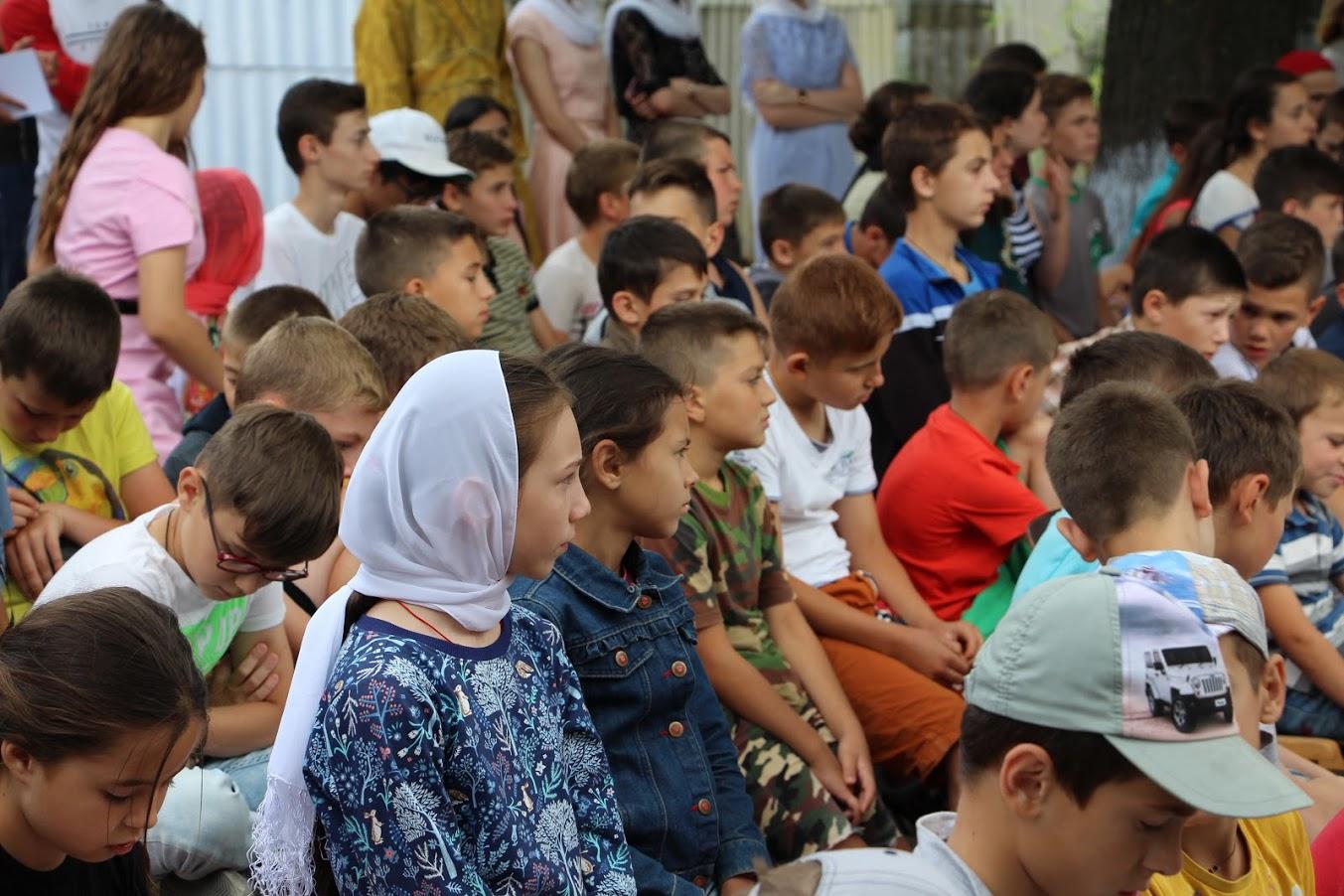 (ВИДЕО) Незабываемые эпизоды из жизни православного лагеря
