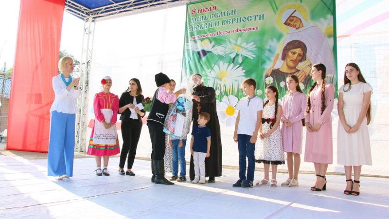 (ФОТО/ВИДЕО) Грандиозный праздник по случаю Дня семьи, любви и верности прошел в Казаклии