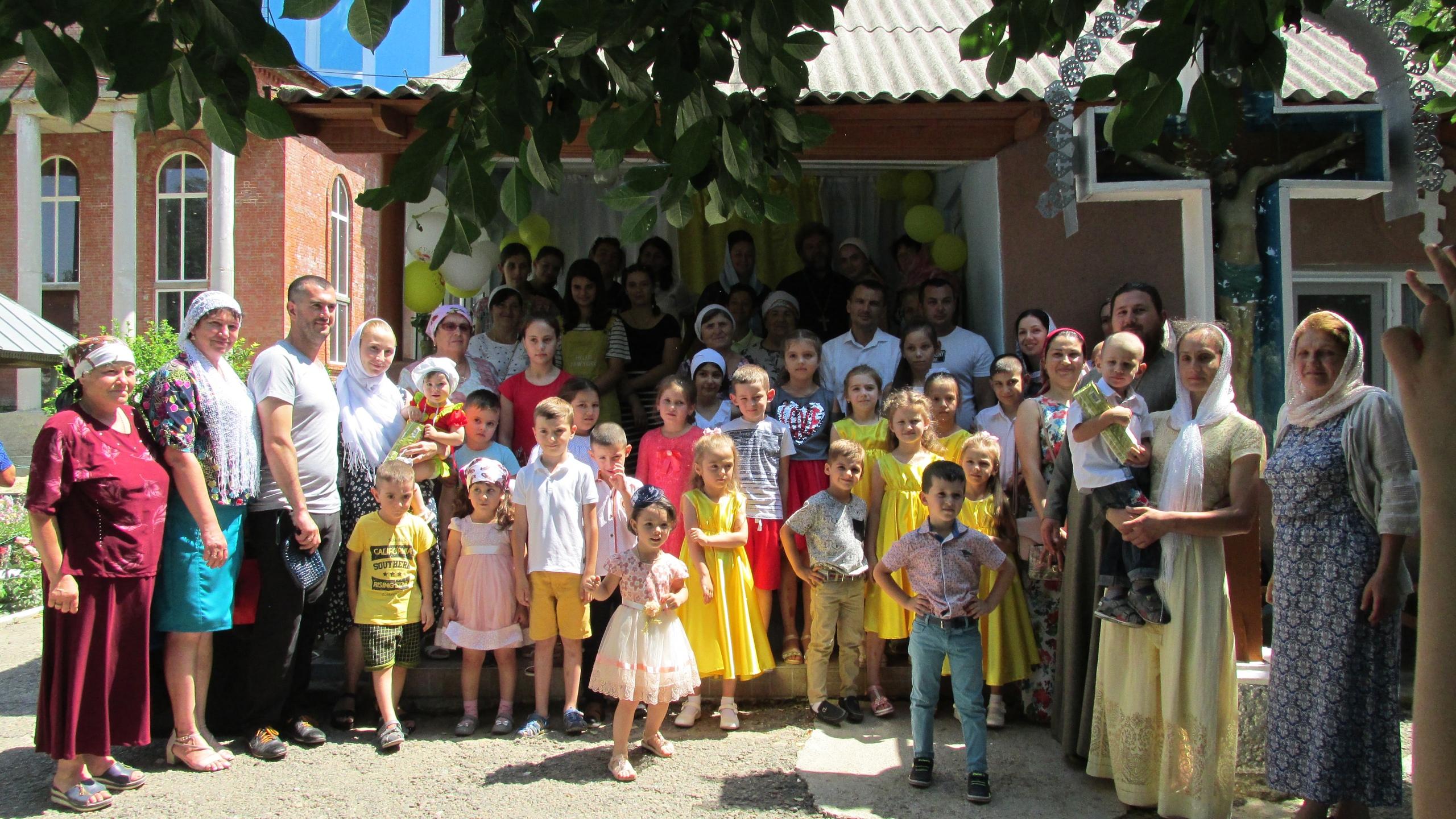 (ФОТО) День семьи любви и верности отметили в Вулканештах