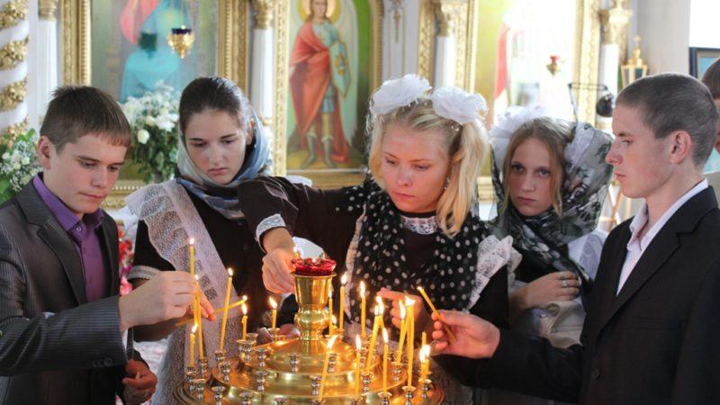 В храме Рождества Христова мун. Чадыр-Лунга состоится молебен перед началом учебного года