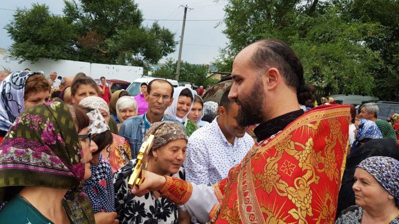 (ФОТО) Свято-Пантелеимоновский храм мун. Чадыр-Лунга отметил престольный праздник