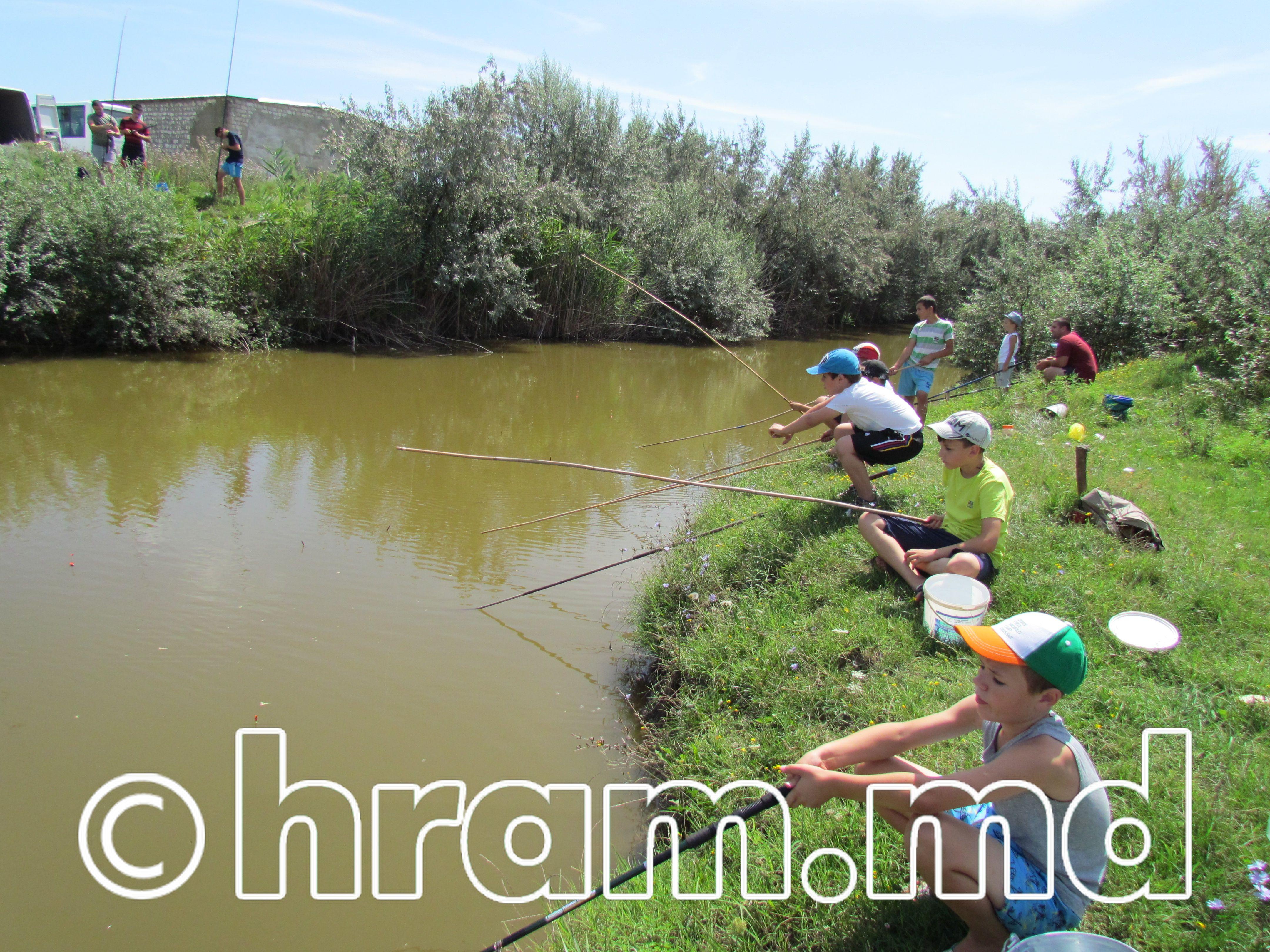 В Чишмикиое состоится рыболовный турнир «Карасенок 2019»