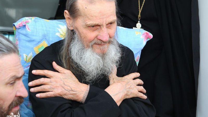 (ВИДЕО) В Успенском Одесском монастыре почли память старца Ионы