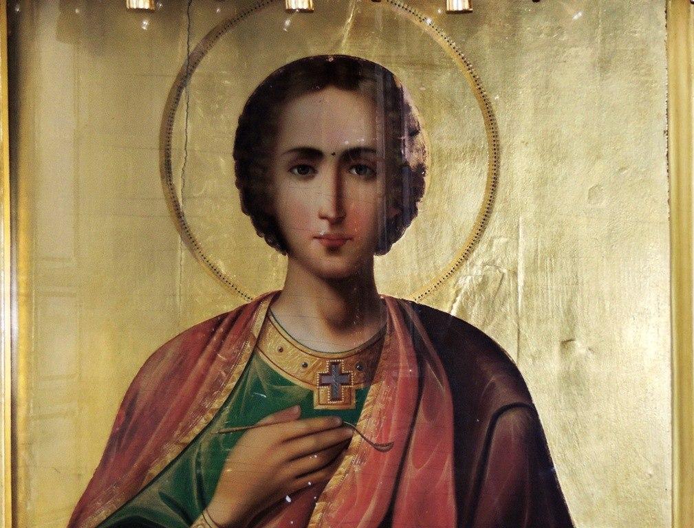 (ВИДЕО) Церковь чтит память святого великомученика и целителя Пантелеимона