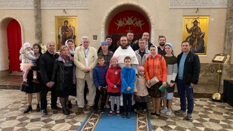 (ФОТО/ВИДЕО) Уроженец мун. Чадыр-Лунга протодиакон Михаил Орманжи был рукоположен в сан пресвитера