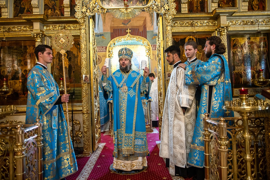 (ФОТО) Уроженец села Конгаз Василий Вылчу был рукоположен в сан диакона