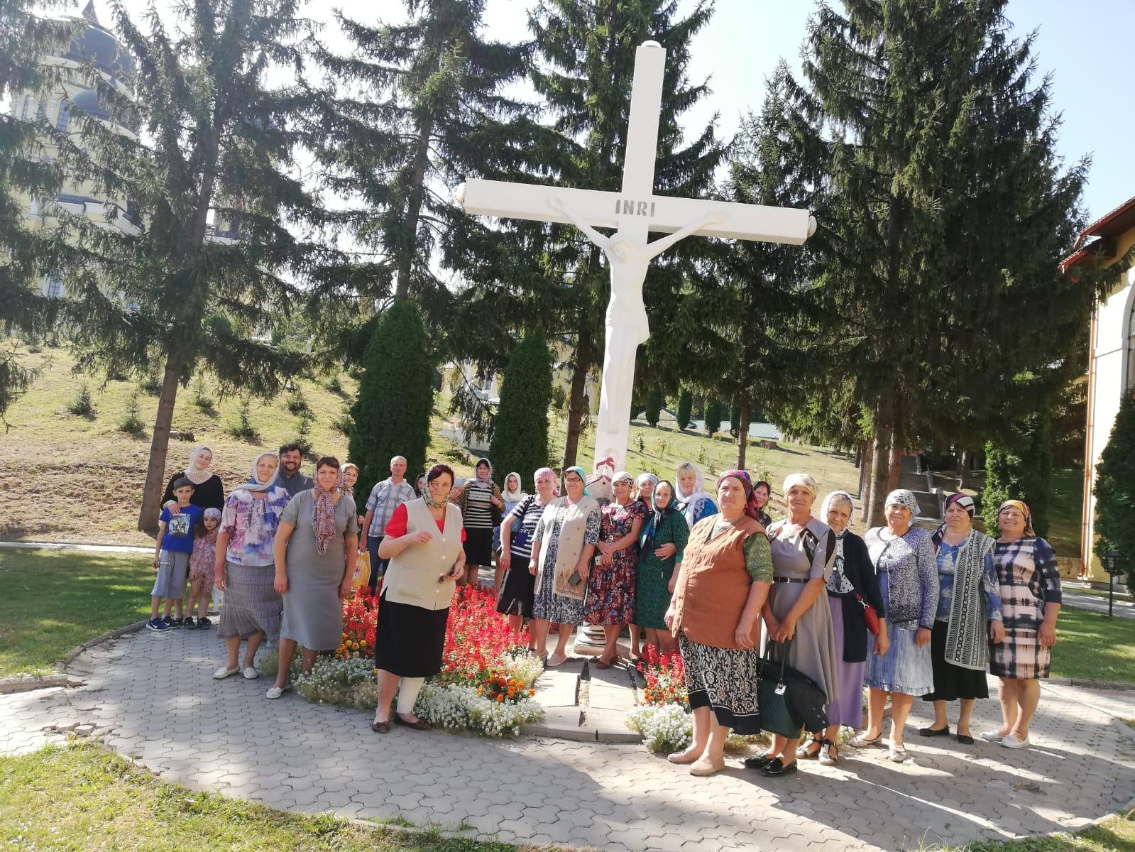 (ФОТО) Прихожане храма с. Етулия совершили паломническую поездку по святым местам Молдовы