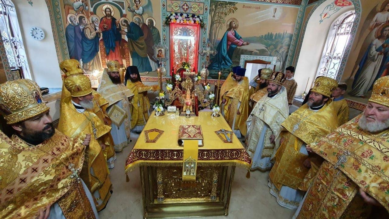 125 лет со дня открытия храма отметила Церковь в селе Баурчи