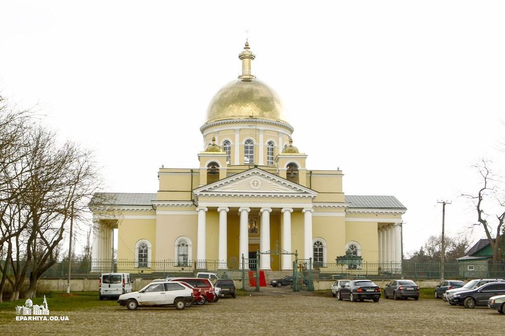 Болградский Спасо-Преображенский собор отметит первую годовщину Великого освящения храма