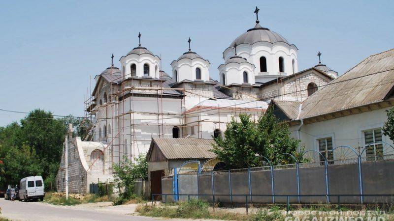 (ВИДЕО) На каком этапе работы строительства храма в селе Копчак, в передачи на GRT