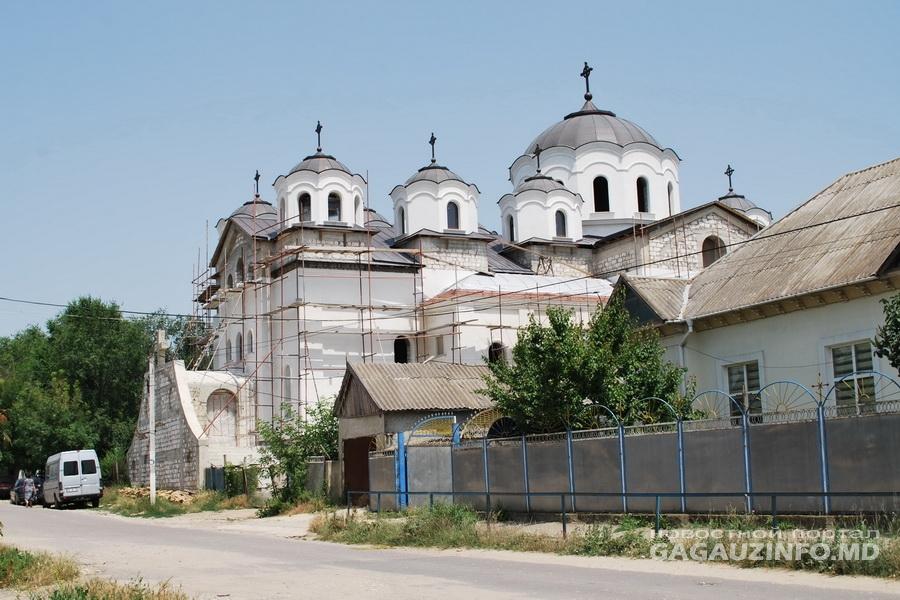 В 2021 году планируется освятить строящийся храм в селе Копчак