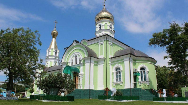 (ФОТО) Благолепие Свято-Троицкого храма села Конгаз