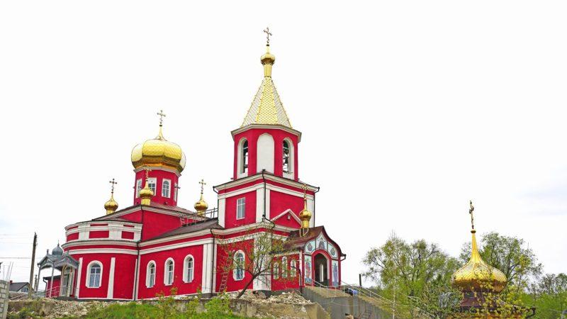 (АНОНС) Свято-Георгиевский храм г. Тараклия готовится к празднованию 25-ти летия со дня освящения