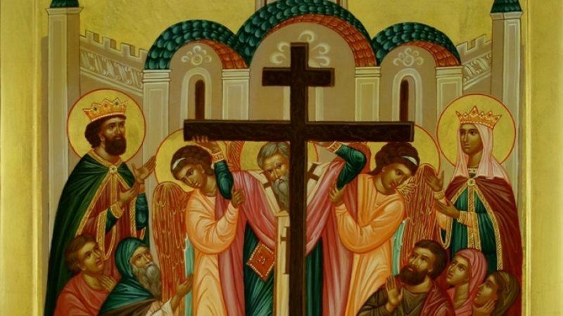 Всемирное Воздвижение Креста Господня