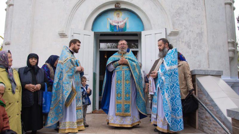 (ФОТО) Свято-Покровский храм с. Кайраклия отметил престольный праздник