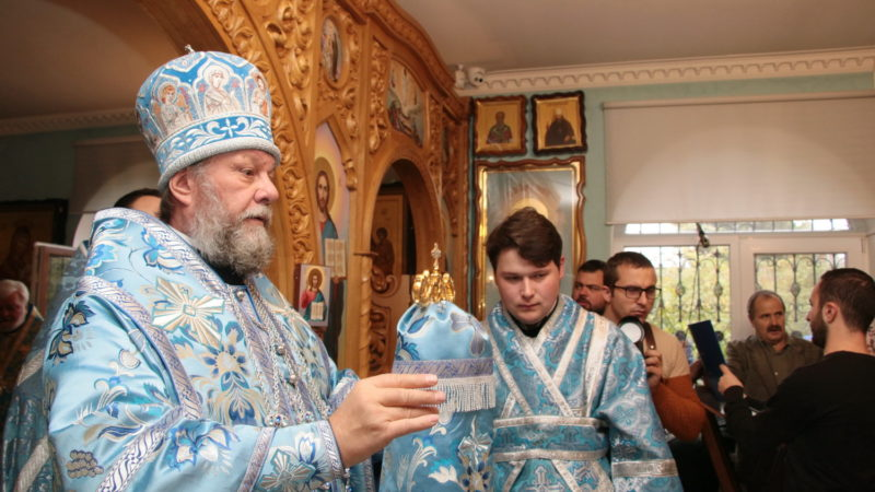 (ФОТО) Свято-Иверский монастырь мун. Комрат отпраздновал престольный праздник