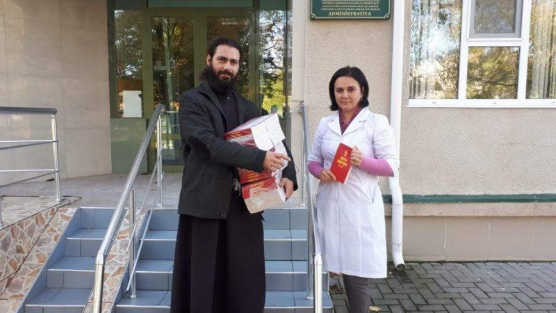 (ФОТО) В Чадыр-Лунге прошла акция «Святое Евангелие в каждый дом»