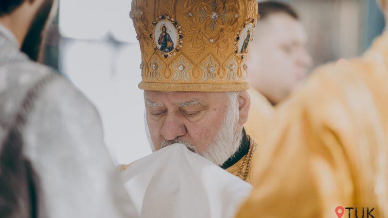 (ФОТО) Свято-Георгиевский храм г. Тараклия отметил 25 летие со дня своего восстановления