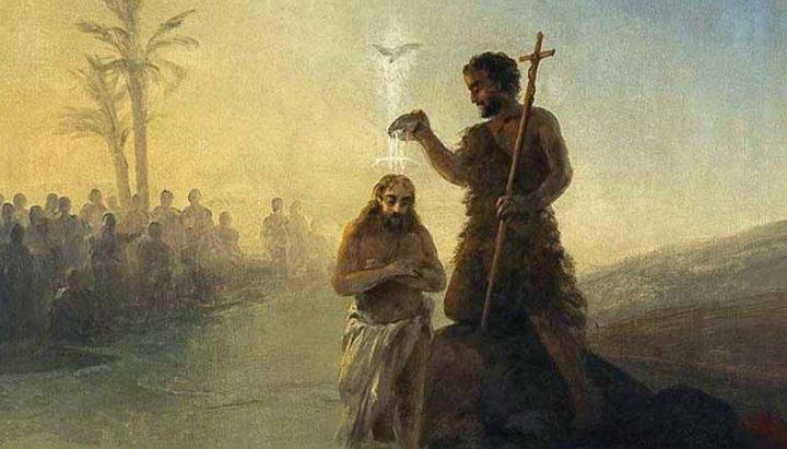 Кто, кого и во имя кого крестил в новозаветной истории?